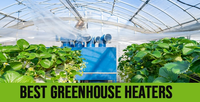 Best Greenhouse Heaters Reviewed of 2021
